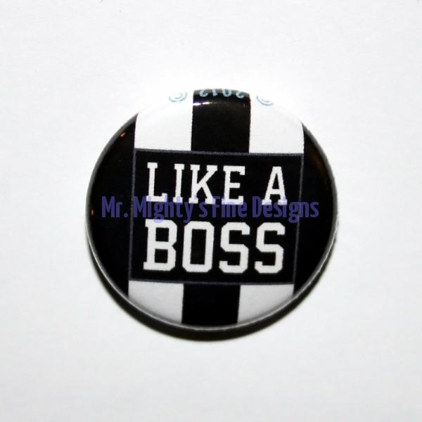 Ref-Like-A-Boss